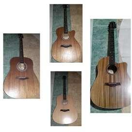 Gitar akustik original cowboy murah free ongkir