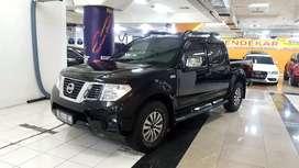 Nissan Navara Sport Version 4x4 AT Double Cabin Tahun 2013