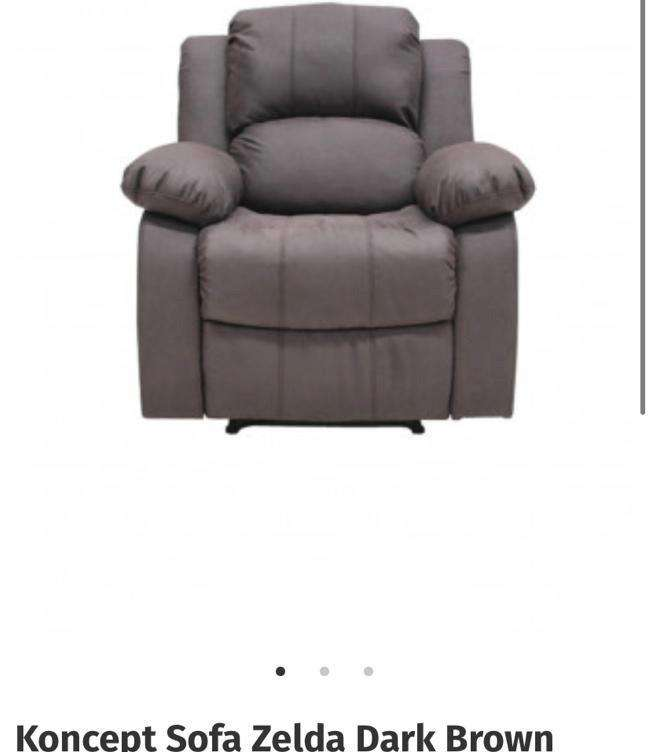 Imported recliner koncept store