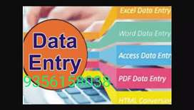 Only 15 vacancies left for offline data entry job hurry up