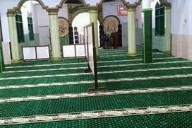 karpet masjid mewah super empuk pasang Indramayu
