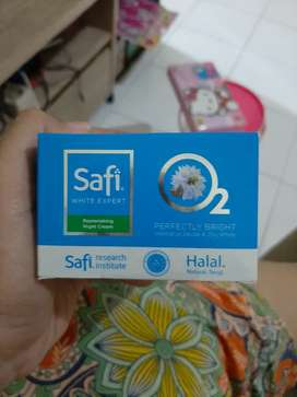 SAFI REPLENISHING NIGHT CREAM