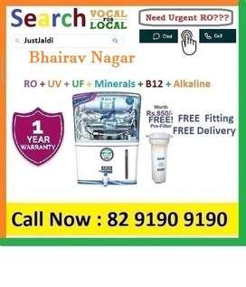 bharrrv RO Water Purifier Water Filter AC TV Cooler DTH 1BHK Fridge Aq