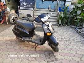 Honda eterno , very less driven