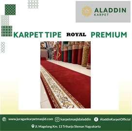 Jual Karpet Masjid Bahan Berkualitas Tipe Royal Premium