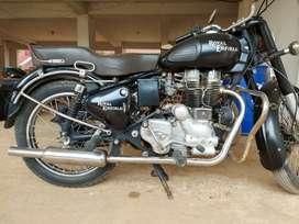 1978 Royal Enfield Old Model Bullet