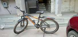 Brand new cycle not used for a single day in pitampura