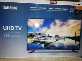 """Box Pack Samsung 55"""" Smart Android Full HD 1080p Built in Woofer"""