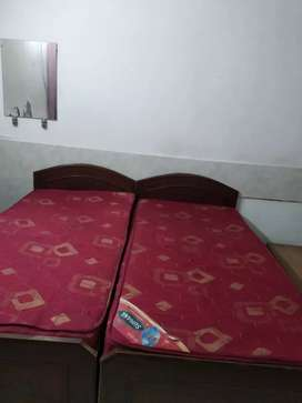 1 room set semi furnished available for rent in sector. 27 noida