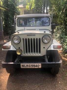 Mahindra Jeep-1994