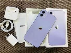 iPhone 11 128gb iBox garansi aktif packing lama