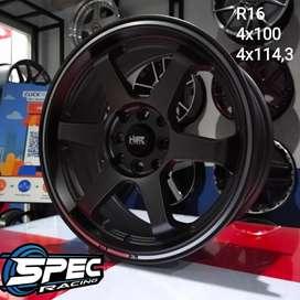 Velg R Te 37 R16x7 Cocok Untuk Mobil Avanza Xenia Bisa kredit