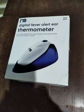 Mother care ear thermometer infra red buat bayi