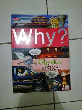 WHY? buku anak yg mengajak anak belajar dengan cara menyenangkan