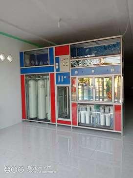 Depot air minum RO 400gln/hr