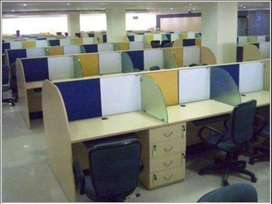 1400 sqft Commercial Office For Rent In Tagore Garden