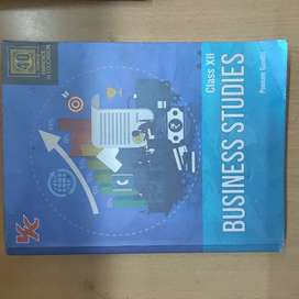 POONAM GANDHI Class 12th Buisness Studies Book. ORIGINAL COST Rs 450