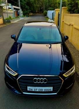 Audi A3 35 TDI Premium + Sunroof, 2017, Diesel