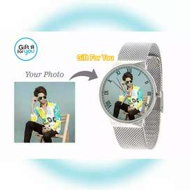 Customize Photo Watches