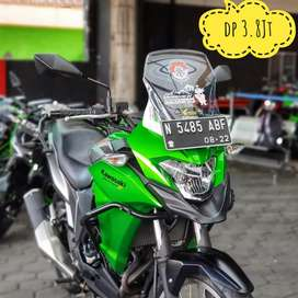 Kawasaki Versys X 250 City 2017, KM 5rb N Malang Kota,Mustika Motoshop