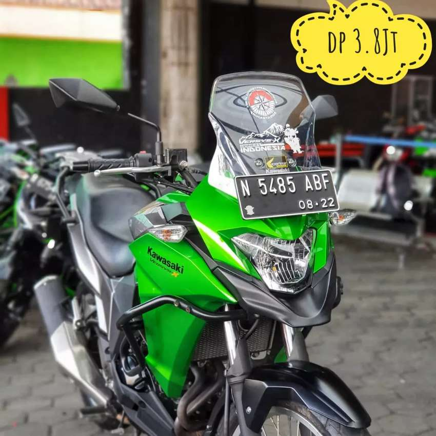 Kawasaki Versys X 250 City 2017, KM 5rb N Malang Kota,Mustika Motoshop 0