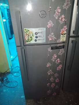 Godrej fridge with warranty