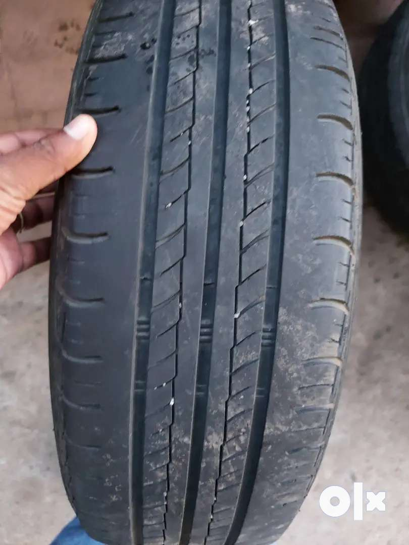 12 inch to 19 inches used and side patched tyres