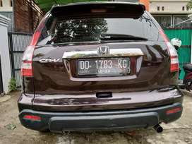 Dijual Honda CRV kondisi istimewa pemakaian pribadi
