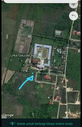 Jual tanah kavling murah di pusat ibukota Sarilamak