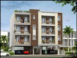 3bhk for sale semi furnished
