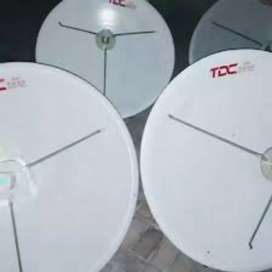 Dish tv new connection with fitting in lahore