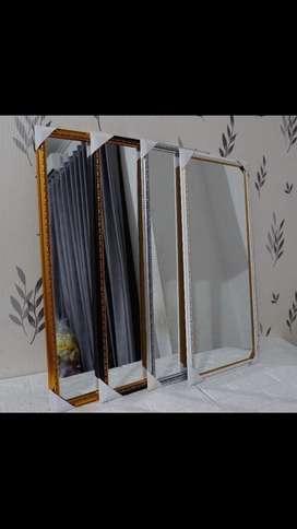 Kaca cermin grosir murce Panjang kaca 70 cm Lebar 30 cm