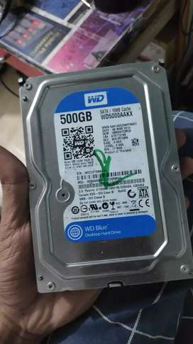 Computer Hardisk  for sale 1tb 500gb