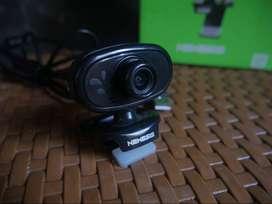 Webcam NYK Dark Night A70 HD 720p 30fps Live Streaming