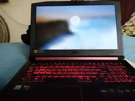 Acer Nitro 5 Gaming laptop Upgraded Almost New