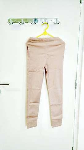 Celana Panjang Legging Cokelat kemerahan- Reddish Brown Legging Trouse