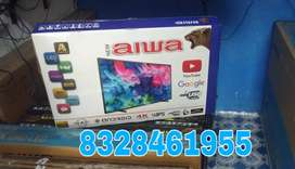 4k 32 inch led smart full hd 2 years warantie all sizes availble