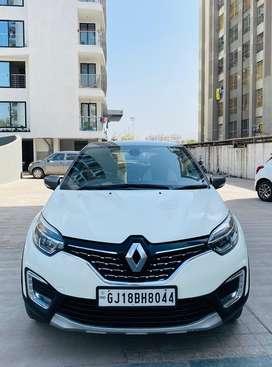 Renault Captur Platine Dual Tone Diesel, 2017, Diesel