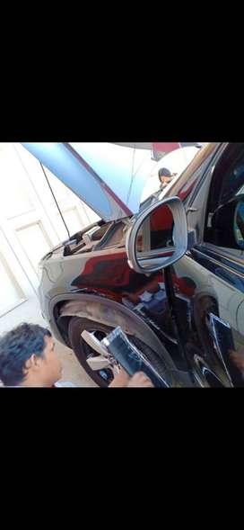 PEREDAMAN SUARA BAGIAN RODA SPAKBOR - Spesialis Peredam Suara Mobil