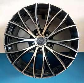 Velg Ring 17-7.5 h5-114.3 et38 bisa buat mobil Inova CRV Serena Ertiga