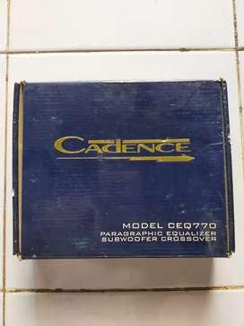 Pre Amplifier Cadence