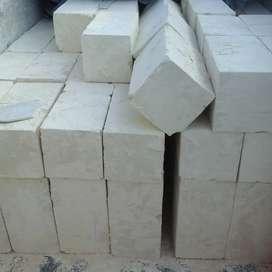 Material bangunan murah batupondasi kumbong kombo umpak bataringan