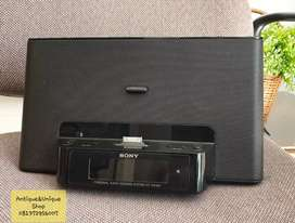 SONY personal audio docking system ICF-DS15iP