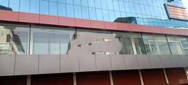 1400 sqft premium office near mg road metro station in glass building