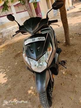 Honda Dio BS-IV