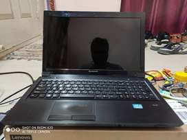Lenovo Laptop Model B570 in good condition.