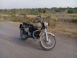 Diesel Bullet 350 cc