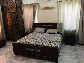 Furnished Flat For Rent in Johar Town Phase 1
