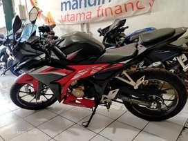 Honda CBR 150 THN 2020 promo Dp ceper bisa kredit/Cash TT PCX Aerox!!