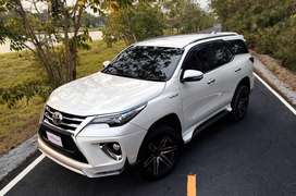 Bodykit for Toyota fortuner 2016 onwards